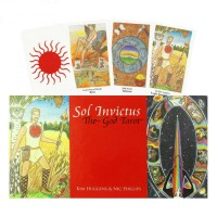 Sol Invictus: The God Tarot kortos