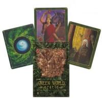 The Green World Oracle kortos