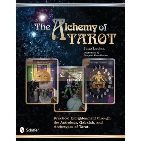 Knyga The Alchemy of Tarot