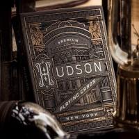 Theory11 Hudson kortos (Juodos)