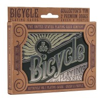 Bicycle Autocycle No.1 Pack Tin kortos