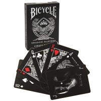 Ellusionist Shadow Masters Legacy Bicycle kortos
