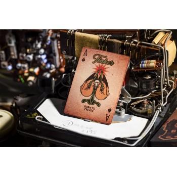 Ellusionist Tinker Bicycle kortos