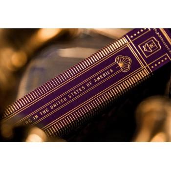 Theory11 Monarchs kortos (Violetinės)