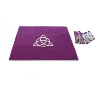 Wicca Triple Goddess kilimėlis taro kortoms