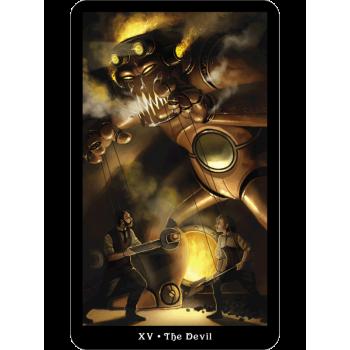 Steampunk Mini taro kortos