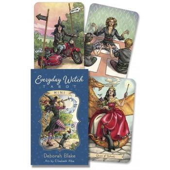 Everyday Witch Mini taro kortos