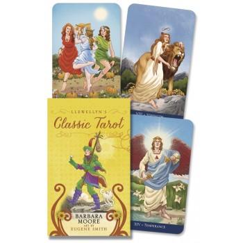 Llewellyn's Classic Mini taro kortos