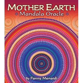 Mother Earth Mandala Oracle kortos