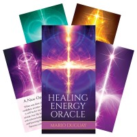 Healing Energy Oracle kortos