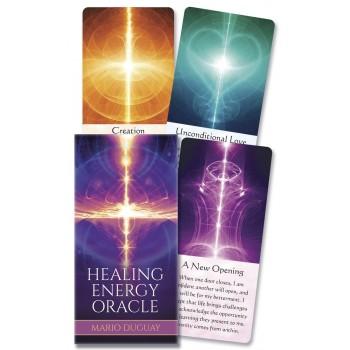 Healing Energy Oracle kortos