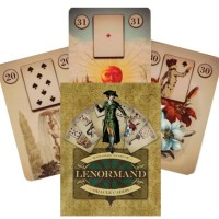 Lenormand Oracle Kortos