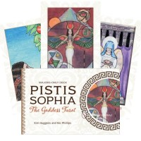 Pistis Sophia The Goddess Taro kortos