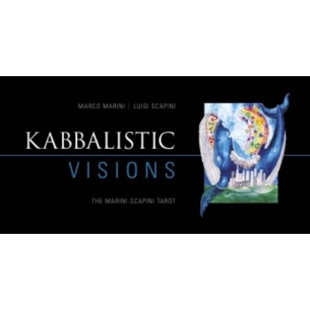 Kabbalistic Visions Taro kortos