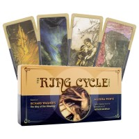 The Ring Cycle Tarot kortos