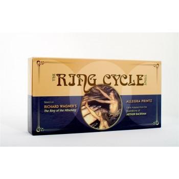 The Ring Cycle Tarot kortos