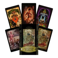 Lowbrow Tarot: Major Arcana kortos