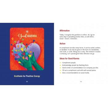 Thank Forward: A Gratitude Action Kit kortos