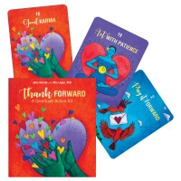 Thank Forward: A Gratitude Action Kit kortos