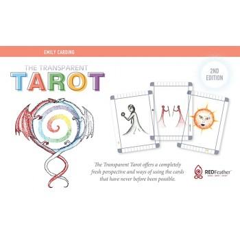 Transparent Tarot kortos (2 leidimas)
