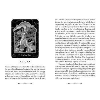 The Mahabharata Oracle kortos