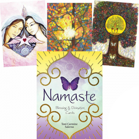 Namaste Blessing and Divination Kortos