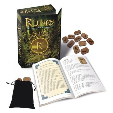 Runes: The Gods Magical Alphabet rinkinys