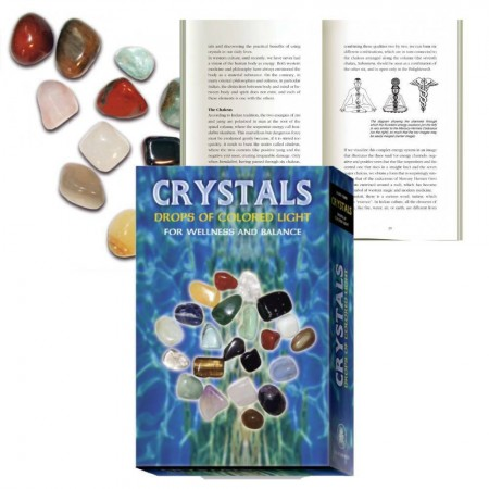 Crystals: Drops of Colored Light rinkinys