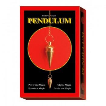 Pendulum Power and Magic švytuoklės rinkinys