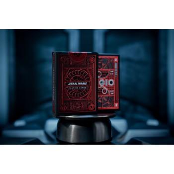 Star Wars Dark Side kortos (Raudonos)
