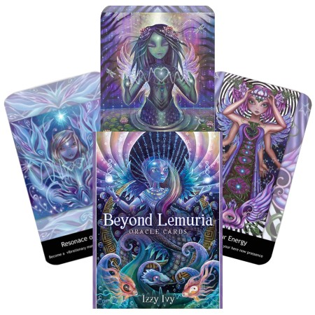 Beyond Lemuria Oracle kortos