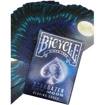 Bicycle Stargazer New Moon kortos