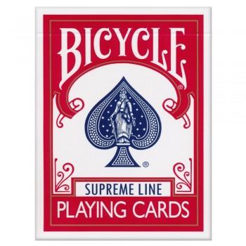 Bicycle Supreme Line kortos (Raudonos)