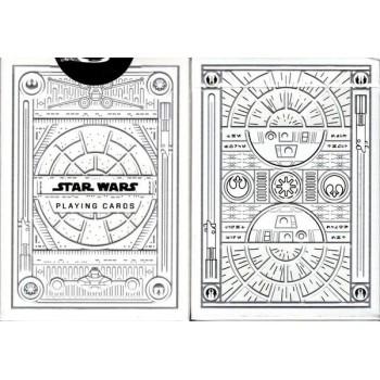 Star Wars Silver Light Theory 11 kortos