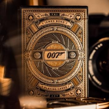 James Bond Agent 007 Theory 11 kortos