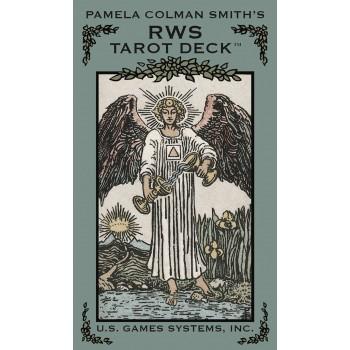 RWS Taro kortos (švelnių spalvų)