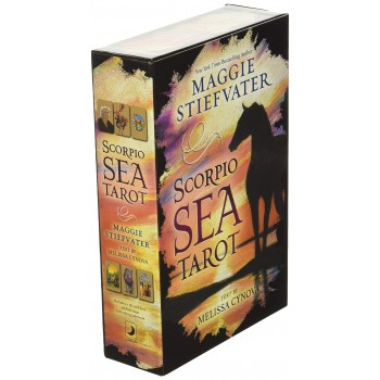 Scorpio Sea Tarot taro kortos