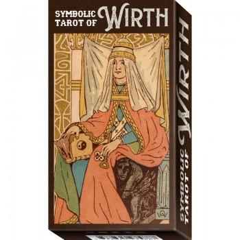 Symbolic Tarot of Wirth kortos