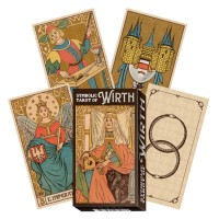 Symbolic Tarot of Wirth kortos