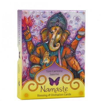 Namaste: Blessing & Divination kortos