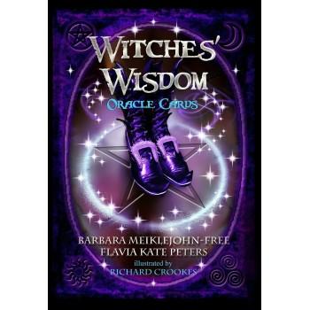 Witches Wisdom Oracle Solarus Kortos
