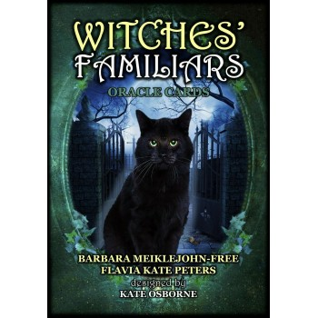 Witches Familiars Oracle Kortos
