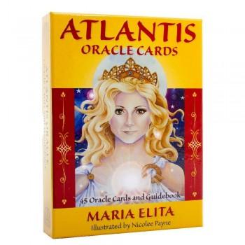Atlantis Oracle Kortos