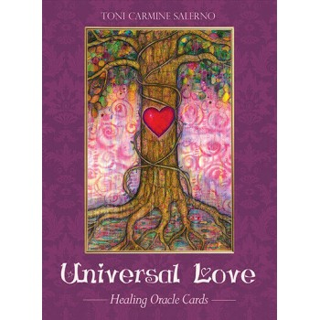 Universal Love Healing Oracle Kortos