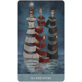 The Dreamkeepers Tarot Kortos Ir Knyga