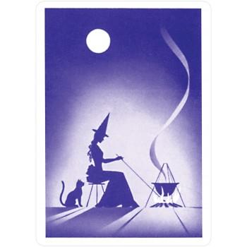Gypsy Witch Taro Kortos