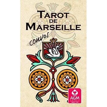 Tarot De Marseille Convos English Edition Kortos