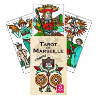 Tarot De Marseille Convos English Edition Kortos