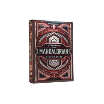 Mandalorian Stars Wars Theory11 žaidimo kortos
