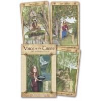 Voice Of The Trees A Celtic Divination kortos